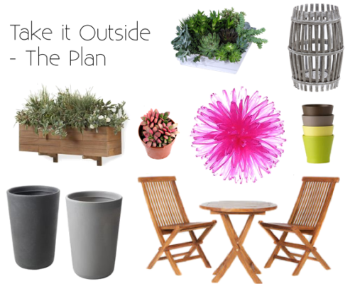Take it Outside - The Plan for the Deck